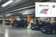 Harfák - Pražský regionální sraz BMW Auto klubu Česká Republika
