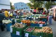 Trhy na pěší zóně Anděl