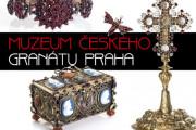 Den otevřených dveří v Muzeu českého granátu