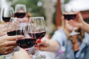 Vinobraní na Náměstí Brumlovka