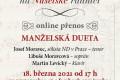 Online z Nuselské radnice_koncert Manželská dueta