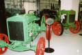 Jede traktor - sbírka zemědělské techniky NZM