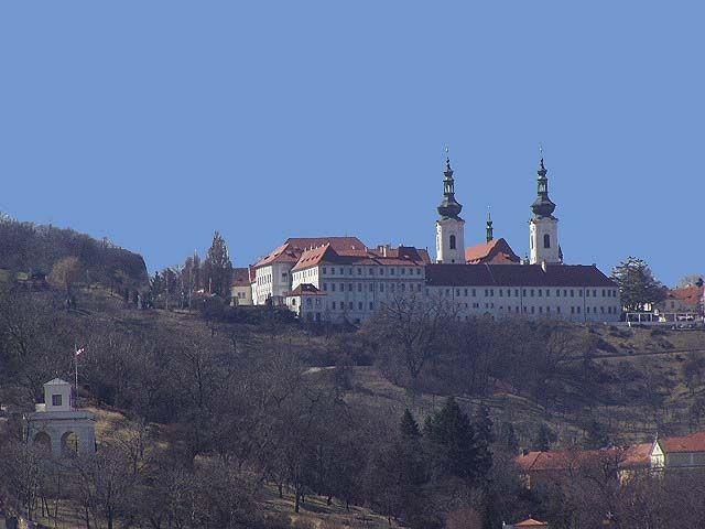 Strahovsky Klaster Praha Strahovsky-klaster