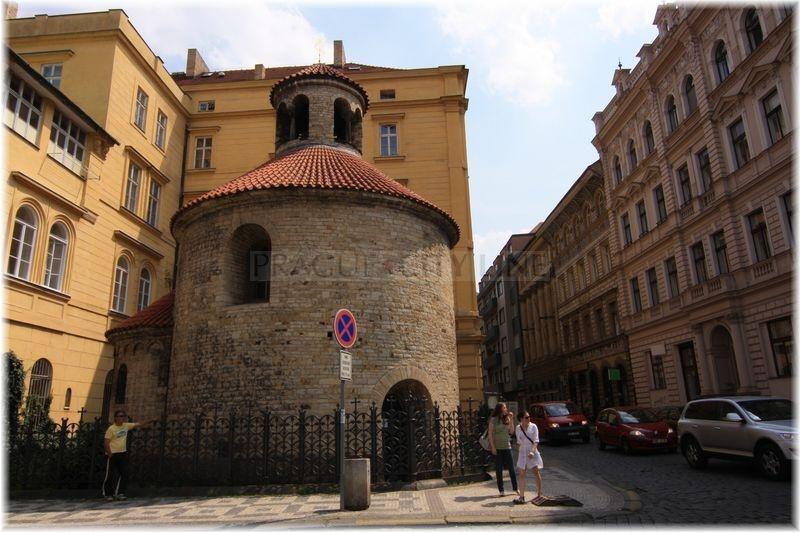 Praha 1 rotunda sv krize106