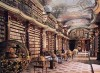 Klementinum_barokní knihovní sál