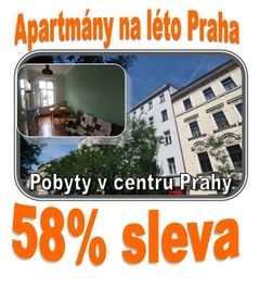Apartmny v Praze - Jagellonsk