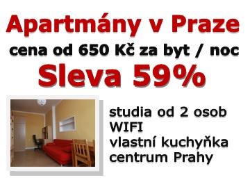 Apartmány Jagellonská