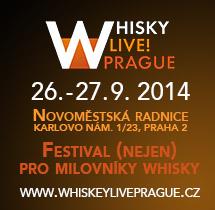 Whisky festival Prague 2014