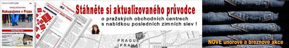Průvodce Nakupujeme v Praze