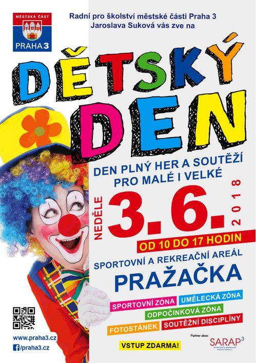 Den deti Praha 3