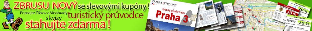 Průvodce PCL Praha 3