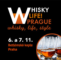 Whisky Life Prague 2015