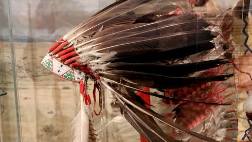 Výstava Indiáni v náprstkově muzeu 2