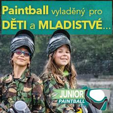 Junior Paintball (malý)
