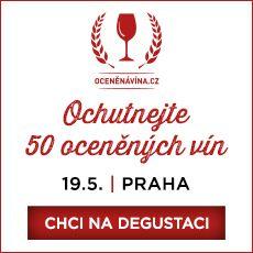 Oceněná vína degustace