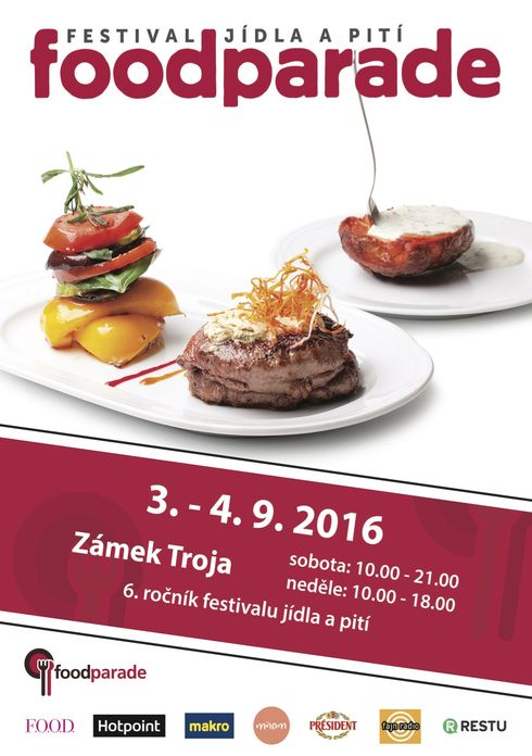 plakat Foodparade2016