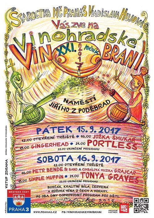 Vinohradské Vinobrani10