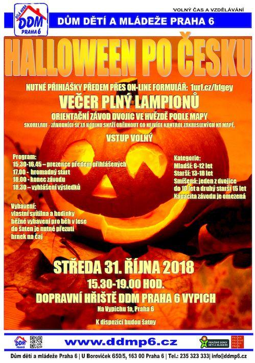 Halloween po Cesku