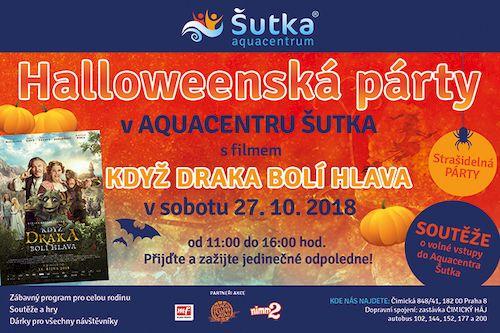 halloweenska-party-v-aquacentru-sutka-s-filmem-kdyz-draka-boli-hlava