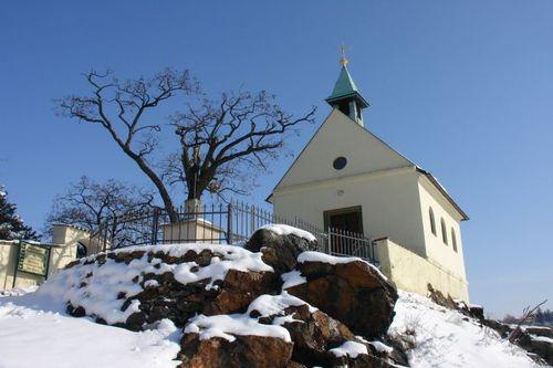Sv. Klara v zime