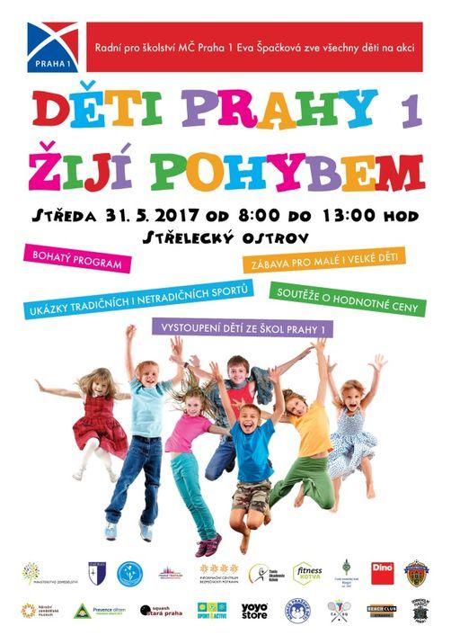 Den deti Praha 1