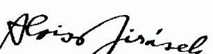 Alois_Jirásek_podpis