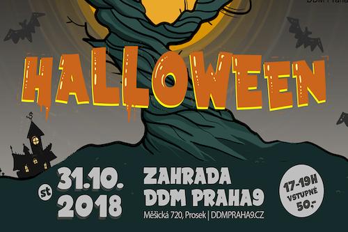 Halloween na Proseku