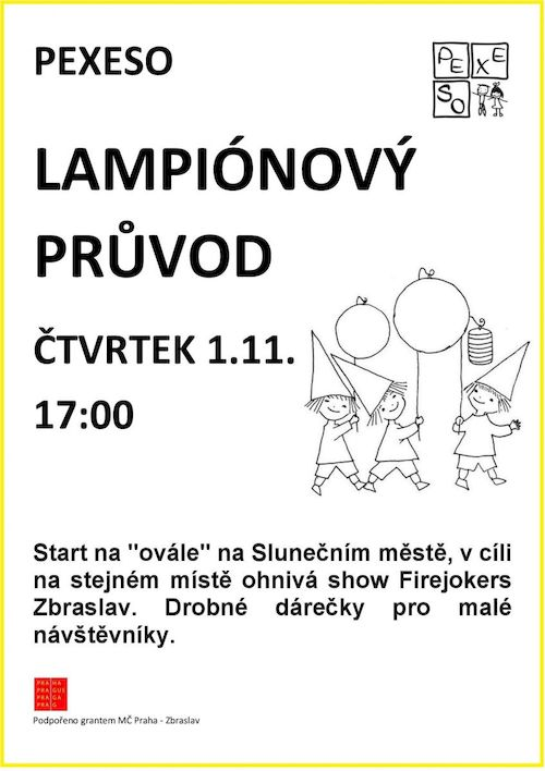 Lampion2018 - Zbraslav