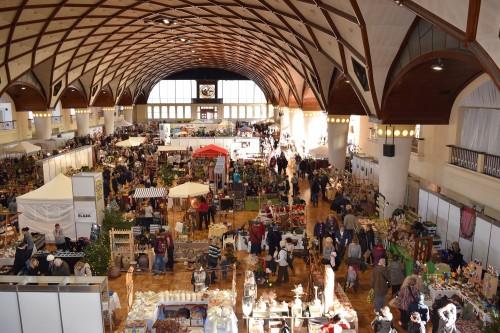 Vanocni trhy v Holesovicich