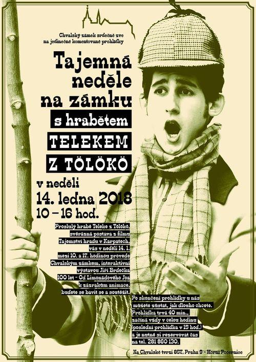 Hrabe Teleke_Plakat
