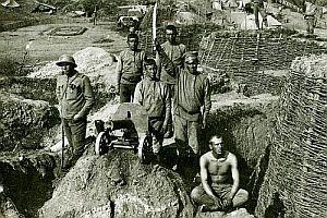 Válečný rok 1917 na frontách a 1917 – zlomový rok československého odboje - náhledový