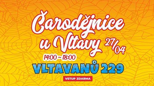 Carodejnice U Vltavy