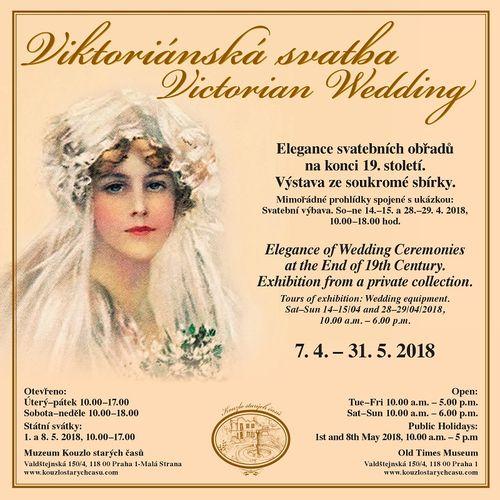 Muzeum Kouzlo Starych casu - Viktorianska svatba01
