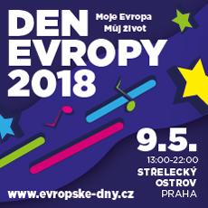 Den Evropy 2018