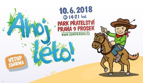 DDM Praha 9 - Ahoj Leto