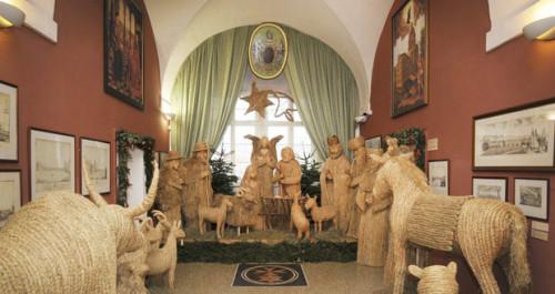 Tradiční výstava betlémů