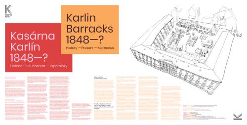 Kasárna Karlín 1848—?