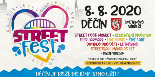 Street Fest Děčín 2020